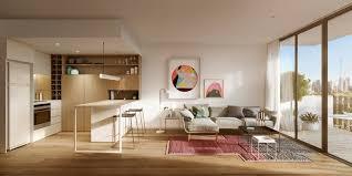 separation cuisine salon meuble séparation cuisine salon en plus de 55 idées