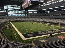 Dallas Cowboys Stadium Map by At U0026t Stadium Section 226 Dallas Cowboys Rateyourseats Com