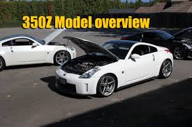nissan 350z grand touring nissan 350z model overview and comparison youtube