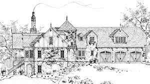 Cotswold Cottage House Plans by English Cottage House Plans Southern Living House Plans