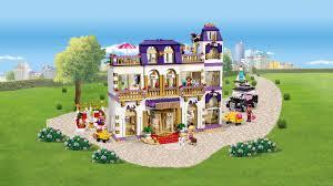 41101 heartlake grand hotel products lego friends lego com