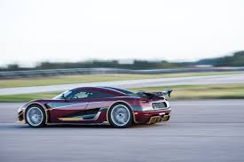 Watch Koenigsegg Agera Rs Smashes 0 249mph 0 World Record By Car