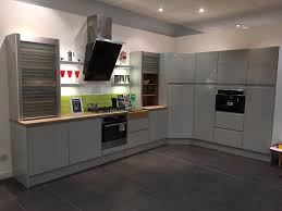 magnet kitchens ex display planar grey kitchen in tunbridge
