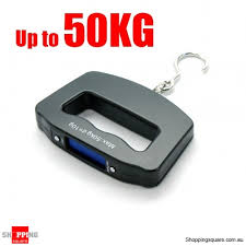 travel scale images Electronic portable digital luggage scale travel 50 kg online jpg