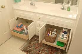 Under Sink Organizer Bathroom by Incredible Bathroom Vanity And Storage Cabinet Under Sink Storage