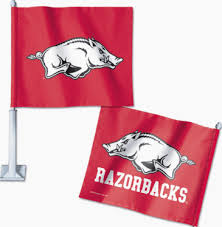 Razorback Bathroom Arkansas Razorbacks Merchandise Accessories Apparel Gifts Hats