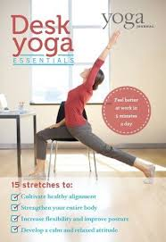 Yoga At The Office Desk 24 Best Staying Fit At Work With Standing Desks Images On