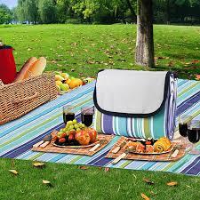 Large Outdoor Cing Rugs Outdoor Picnic Rug Fold 200x150cm Waterproof Rug Blanket Outdoor