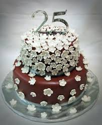 twenty fifth anniversary 11 25th anniversary cake decorating ideas wedding cake ideas