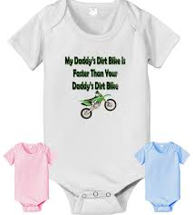 infant motocross boots short sleeve and long sleeve my daddy u0027s dirt bike is