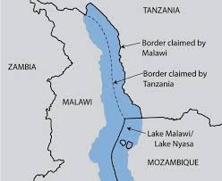 africa map malawi malawi protests tanzania s new map lake club of mozambique