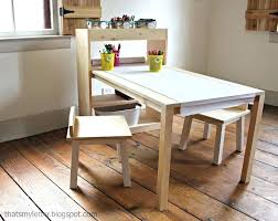arts and crafts table for kids craft tables chronicmessenger com