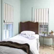 Striped Roman Shades Styling U2014 Sarah Storms