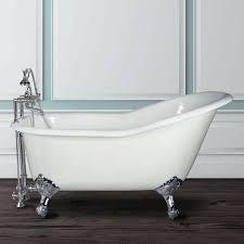 Floor Mount Tub Faucets Interior Modern Bathroom With Wood Floors And Clawfoot Tubs Plus