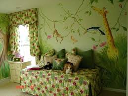 kids themed bedrooms jungle themed bedroom child bedroom decorating jungle themed
