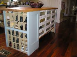 simple kitchen island hack from ikea bookcases n inside inspiration