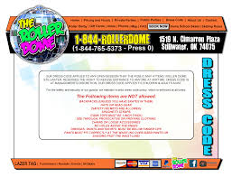 welcome to roller dome stillwater home page roller skate