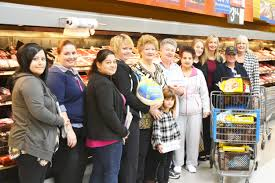 wal mart thanksgiving news herald u0027s 2016 turkey scramble winners kilgore news herald