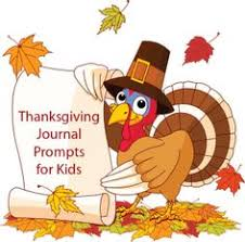 53 thanksgiving journal prompts for writing