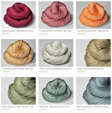 funny colors whoever is naming the colors of these yarns has seen some sh t in