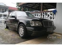 mercedes 230e mercedes 230e 1991 2 3 in selangor automatic sedan black for