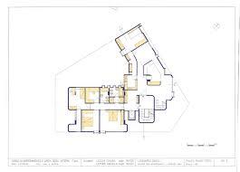 different types of building plans leonardo savioli casa per appartamenti florence italy 1964