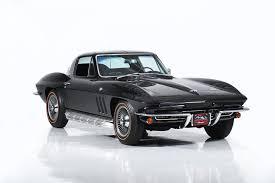 1966 chevrolet corvette motorcar classics exotic and classic