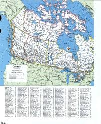 Maps Of Canada by Canada Atlasgeographic Maps Of America