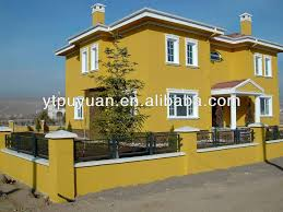 exterior latex paint suitable for building materials large
