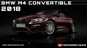 bmw m4 release date 2018 bmw m4 convertible review rendered price specs release date