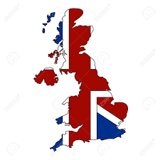 Map Of The United Kingdom Map Of The United Kingdom Of Great Britain And Northern Ireland