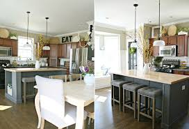 Decorating The Top Of Kitchen Cabinets How Do You Style Your Top Kitchen Cabinet