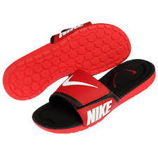 Nike Comfort Slide Summer Outlet Nike Solarsoft Comfort Slide Mens 705513 610 Red