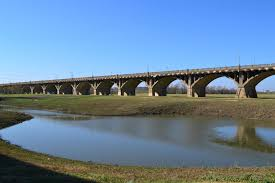 Dallas Map Traffic by Bridgehunter Com Dallas Oak Cliff Viaduct