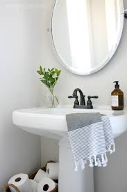 Powder Room Makeover Ideas Our Powder Room Crazy Wonderful