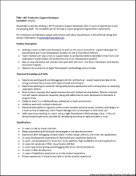 experienced professional resume resume for your job application