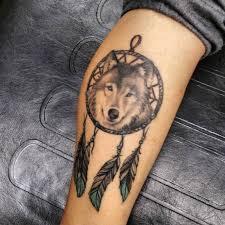 55 dreamcatcher tattoos tattoofanblog