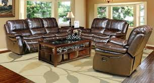 living juno nutmeg brown reclining sofa set mjun 832p nu