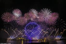 new year celebrations all the world