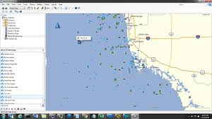 Marco Island Florida Map Custom Sd Card Of Fishing Spots For Your Gps Unit The Hull Truth