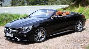 convertible mercedes 2017 first drive 2017 mercedes amg s63 cabriolet