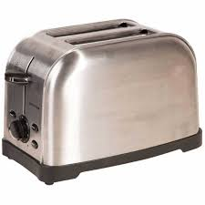 Stainless Toaster 2 Slice Contempo 2 Slice Stainless Steel Toaster H638m Big W