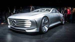mercedes concept cars merc u0027s incredible iaa concept is the world u0027s slipperiest car top