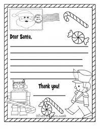 printable christmas list toys santa claus printable