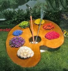 Creative Garden Decor Awesome Chic And Creative Garden Decor Accessories Ideas In