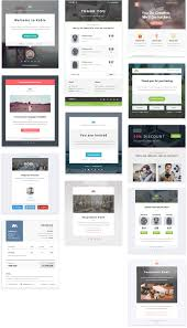 koble business email set by nutzumi themeforest