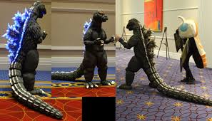 godzilla costume godzilla suit by dreamvisioncreations on deviantart