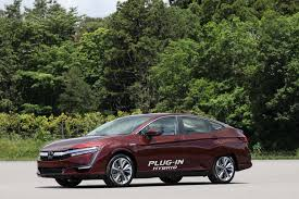 2018 honda clarity plug in hybrid gets 47 mile electric range