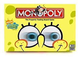 jeux de bob l 駱onge qui cuisine monopoly edition bob l eponge jeu de plateau spongebob