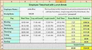 calculator sle size time clock calculator with lunch break the best break 2018